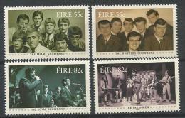 Irlande 2010 N°1951/1954 Neufs**  Groupes De Musique Pop - Nuovi