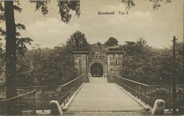 Borsbeek :  FORT II  (  Militaria ) - Borsbeek