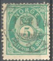 _6Wz-956:  N° 38 - Norvège