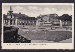 Old Card Of Dresden,Saxony,Germany,Posted With Stamp,J21. - Dresden