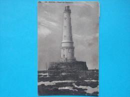 17 : ROYAN : PHARE De CORDOUAN  (CARTE AVANT 1940) , C.P.A., Carte En Très Bon état , Animée - Lighthouses