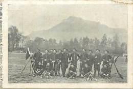 - Militaires - Militaria -ref D233- Chasseurs Alpins - 14e Bataillon Chasseurs Alpins - Colonel Blazier - Capitaine Pasc - Régiments