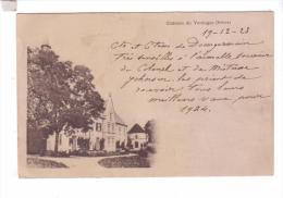 58 Chateau De VENINGES 1924 - Ohne Zuordnung
