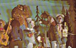 Country Bear Jamboree Walt Disney World Orlando Florida 1975