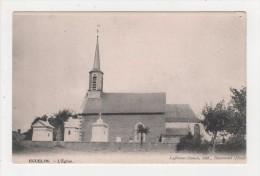 - Ecuelin. - L'Eglise  / E - France