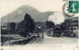 Auvergne –  Vue Prise à La Baraque ( Train ) - France