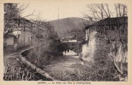 20P - 31 - Haute-Garonne - Aspet - Le Pont Du Ger à Fontagnères - H. Basuyau - Sin Clasificación