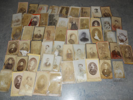LOT PHOTOS PHOTO PHOTOGRAPHIES - Personnes Anonymes