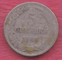 F5004 / - 5 Stotinki - 1888 - Bulgaria Bulgarie Bulgarien Bulgarije - Coins Monnaies Munzen - Bulgarien