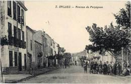 Salses –  Avenue De Perpignan - Salses