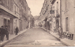 CLERMONT L'HERAULT  RUE NATIONALE - Clermont L'Hérault