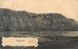 Pays Divers- Ref F270- Fsafjordur - - Islande