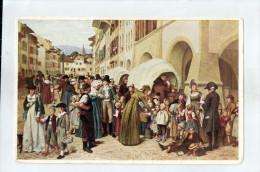 Künstler-AK Pro Juventute Von Albert Anker - Die Stanser Kinder In Murten - Ca. 1920er Jahre - Other