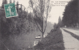 Ph-CPA La Varenne (Val De Marne) Bords De Marne Quai De La Varenne - France