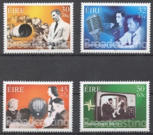 Ireland 1313-16** BROADCASTING IN IRELAND - 1949-... Repubblica D'Irlanda