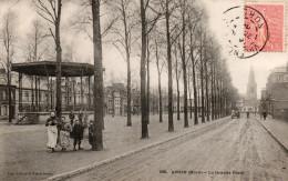 59829AnzinLa Grande Place335Circulée 1905 - Anzin