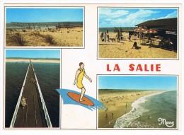 LA SALIE  PLAGE  33  Multivues 4 Photos - France