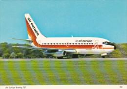 Air Europe Boeing 737 - 1946-....: Moderne