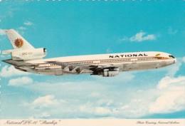 National Airlines McDonnell Douglas DC-10 Starship - 1946-....: Moderne