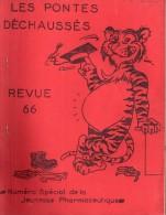 Les Pontes Déchaussés - Chansons De La Revue De La Faculté De Pharmacie De Lille, 1966 - Sin Clasificación