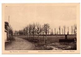 Saint Bonnet De Salers  La Plaine - Cartes Postales