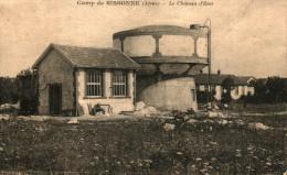 Camp De Sissonne, Le Chateau D'eau - Sissonne