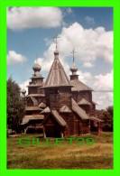 RUSSIE - L´ÉGLISE DE LA TRANSFIGURATION - CHURCH OF THE TRANSFIGURATION - PHOTO - - Russie