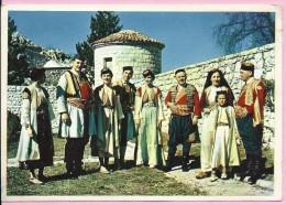 National Costume From Montenegro, Yugoslavia () - Europe