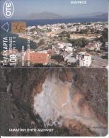 GREECE - Edipsos, 12/98, Used - Landschappen