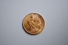 20 Francs Or Marianne 1913 - L. 20 Francs
