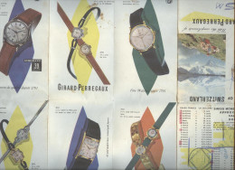 DEPILIANT OROLOGI,GIRARD PERREGAUX..SUISSE..HOROLOGERIE,WATCH ..VEDI FOTO - Orologi Da Polso