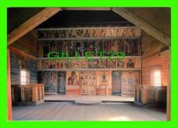 RUSSIE - L'ICONOSTASE DE L'ÉGLISE DE L'INTERCESSION DE LA VIERGE - ICONOSTASIS OF THE CRURCH PROTECTION OF THE VIRGIN - - Russie