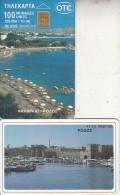 GREECE - Faliraki/Rhodes Island, 10/98, Used - Landschaften