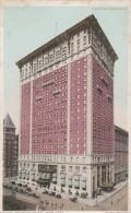 New York  - Belmont Hotel  - Scan Recto-verso - New York City