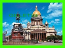 SAINT-PÉTERSBOURG, RUSSIE - LA CATHÉDRALE SAINT-ISAAC, 1818-1858 - A. DE MONTFERRAND - - Russie