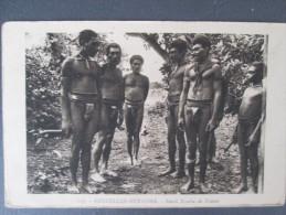 NOUVELLES HEBRIDES . SMALL NIMBAS DE  TOMAN - Postcards