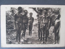 NOUVELLES HEBRIDES . SMALL NIMBAS DE  TOMAN - Cartes Postales
