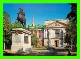 SAINT-PÉTERSBOURG, RUSSIE - LE CHÂTEAU SAINT-MICHEL (DES INGÉNIEURS) 1796-1800 - MONUMENT DE PIERRE 1er - - Russie