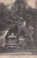 Cp , 62 , CORBEHEM , Grotte Notre-Dame De Lourdes - France