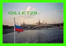 SAINT-PÉTERSBOURG, RUSSIE - PONT & ÉGLISES - ANIMÉE  - PHOTO - - Russie