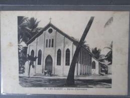 ILES GILBERT EGLISE D APEMAMA - Postcards