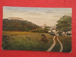 Republica Czech Brno Spilberk A Dom. 1918 - República Checa
