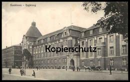 ALTE POSTKARTE GUMBINNEN REGIERUNG Gussew Ostpreussen AK Ansichtskarte Cpa Postcard - Ostpreussen