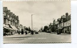 Postcard BIRMINGHAM  Alcester Lanes Kings Heath - Ohne Zuordnung