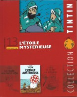HERGE - Livret Fascicule COLLECTION TINTIN N°13 - L'ETOILE MYSTERIEUSE - TBE - Hergé