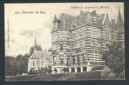 CPA - Environs De Huy - Château Du Fourneau à MARCHIN - Nels  Série 55  N° 21  // - Marchin