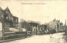 Pourville Sur Mer Le Chemin Du Casino - France