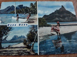 CP  ILE DE BORA BORA - Polinesia Francese