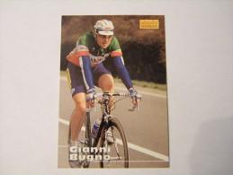 FIGURINA TIPO CARDS MERLIN ULTIMATE, CICLISMO, 1996,  GIANNI BUGNO CARD´S N° 20 - Ciclismo