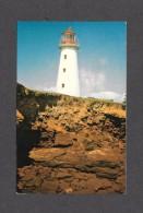 PHARES - LIGHTHOUSES - PRINCE EDWARD ISLAND - LIGHTHOUSE POINT PRIM BUILT IN 1846 - PHOTO BUREAU DE TOURISTE P.E.I. - Phares